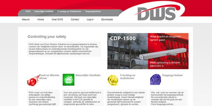 DWS web
