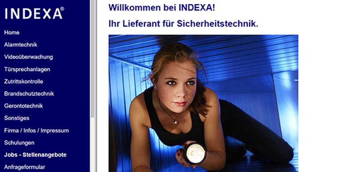 indexa web