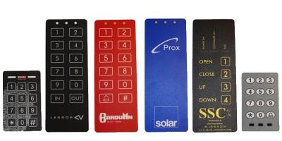 Access control with a unique design