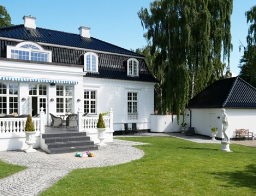 Flexible access control for private home in Aalborg